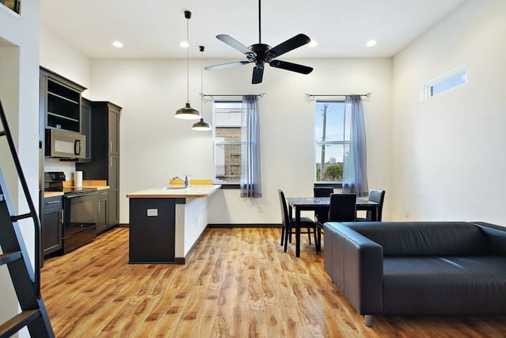 Loft Style Living in Downtown Tampa Unit #203