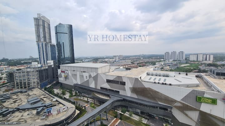 YourRetreat@iCITY|PROMOPKPP RM99| 1CRPK| MICROWAVE
