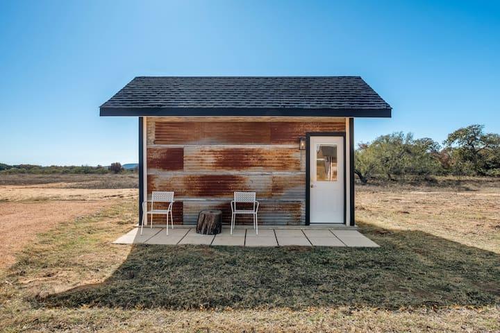 Ash cabin