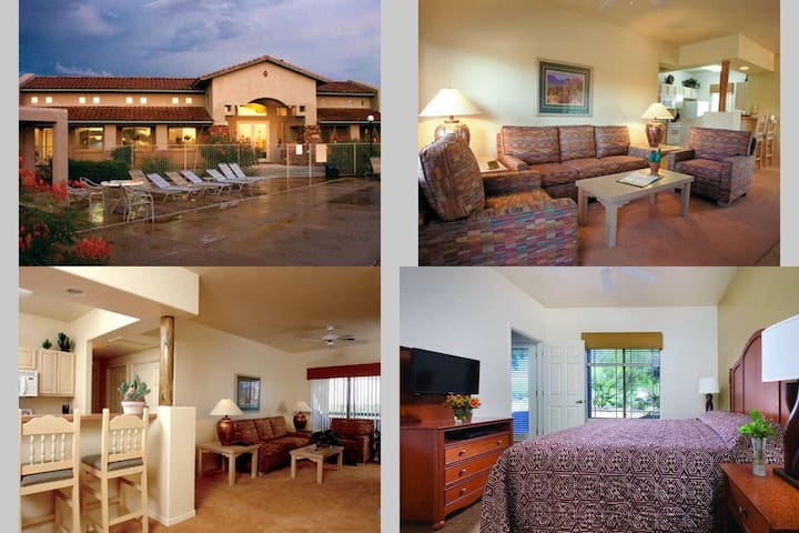 3 Bedroom SN Wyndham Rancho Vistoso, AZ - Oro Valley - Apartemen