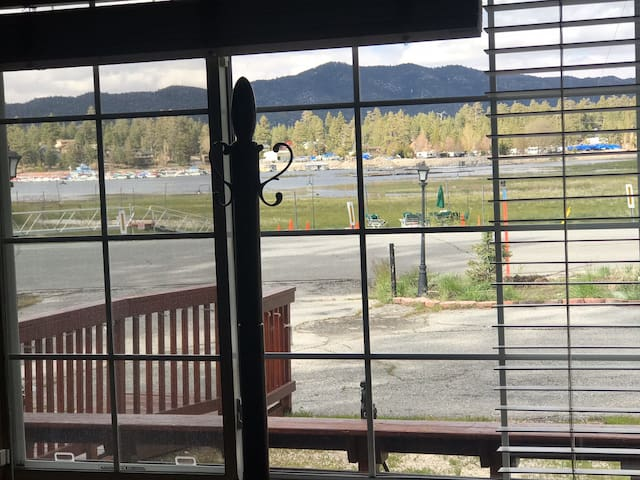 LAKE VIEW FROM DINING AREA PIC DATE JUNE 1 2019