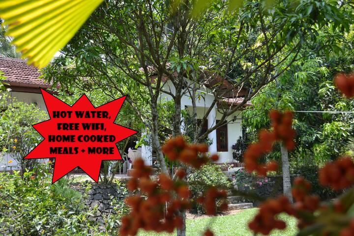 Diyagal Villa Pinnawala -Room 1 A/C