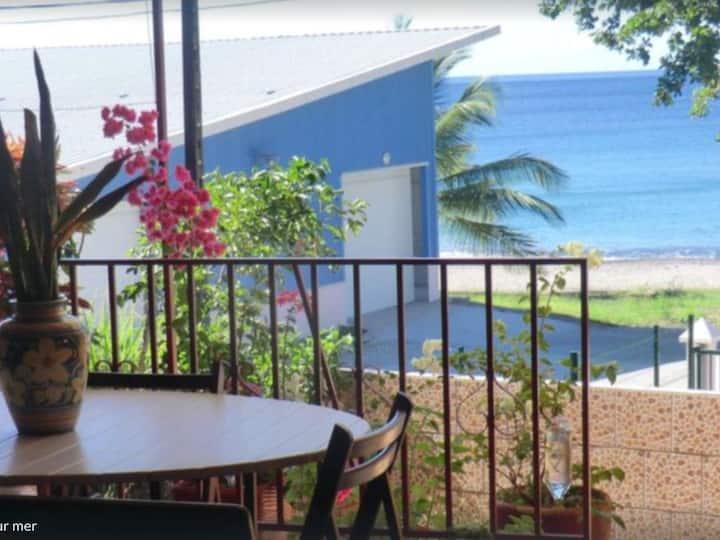Maison face à la mer, 115m², Grande Terrasse