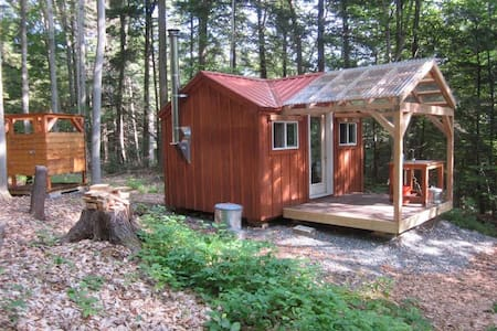 Deer Run Cabin - Hartland - Cottage