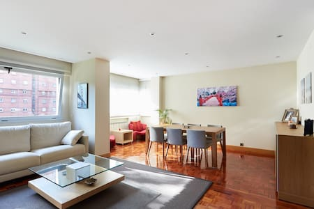 Nicely decorated flat in beautiful Pamplona - ปัมโปลนา - อพาร์ทเมนท์
