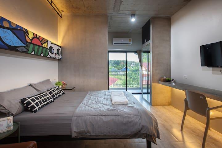 Be Live Residence - Studio loft 2