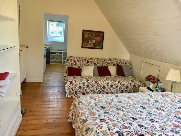 Wunderschönes Gästezimmer mit separater Küche