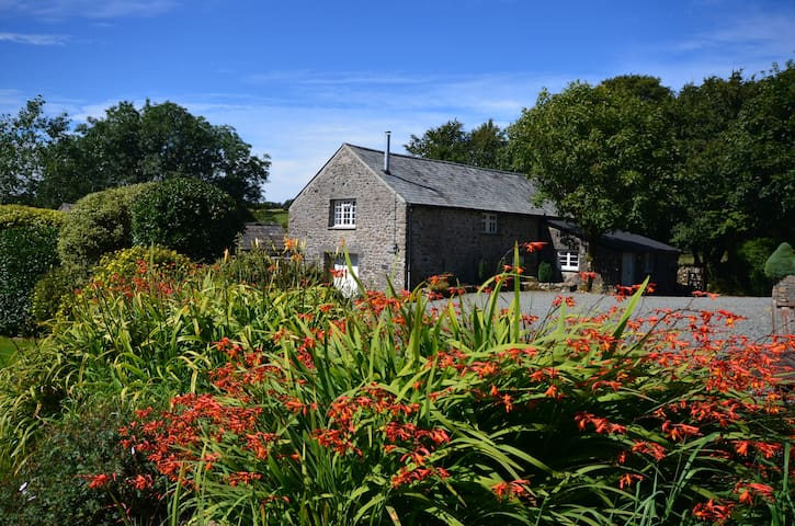 Luxury cottage situated in the heart of Dartmoor