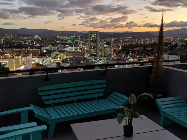 Balcony Penthouse
