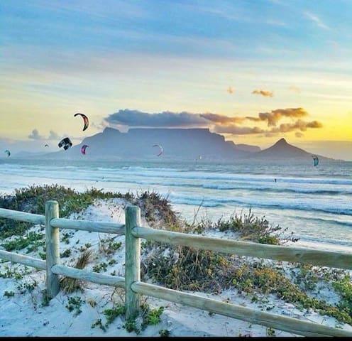 Blouberg Kite Beach accommodation.
