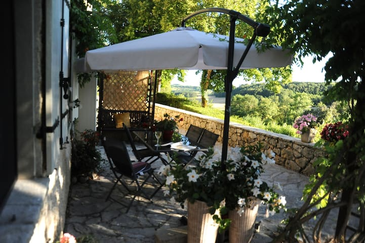 Apartmen at Cruzel near Lauzerte - Bourg-de-Visa - Appartement