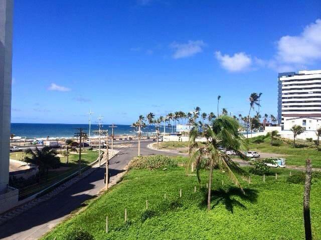 Quarto no jardim de Alá frente  ao mar - Salvador - Apartemen