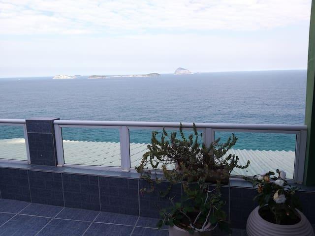 Hostel Vista do Mar - cama 2/ 4 camas