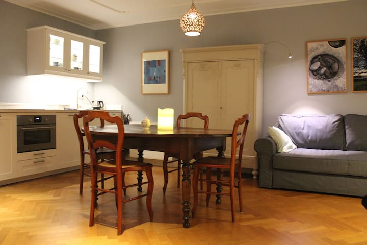 Luxe en romantiek in hartje Utrecht - Utrecht - Bed & Breakfast