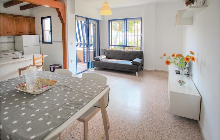 Holiday apartment with 2 bedrooms on 43m² in Guardamar del Segura