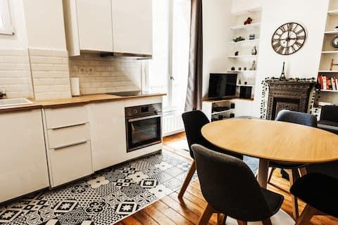 Cosy apartment in Paris - Near Arc de Triomphe