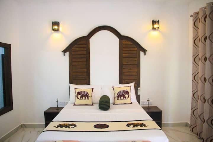 Double Room-Nature View Sigiriya | Rock Side Hotel