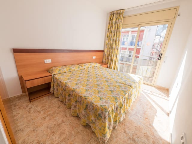 Hotel apartment for 2+2 persons with WLAN R80411
