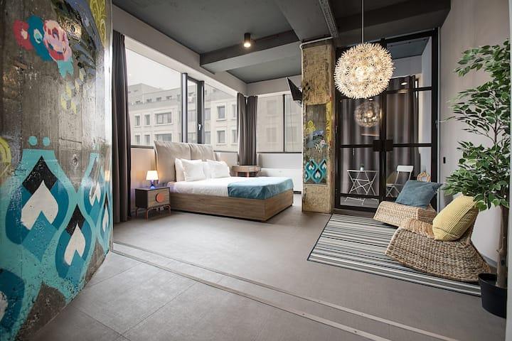 Avangarda Double Room Suite