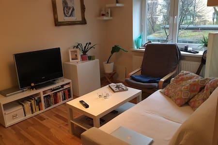 Zentrale & Gemütliche Wohnung - Apartment