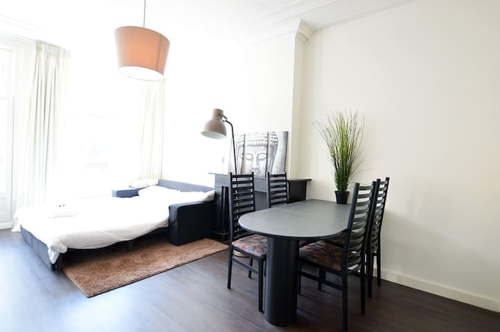 Nice,clean apartment between vondelpark and museum