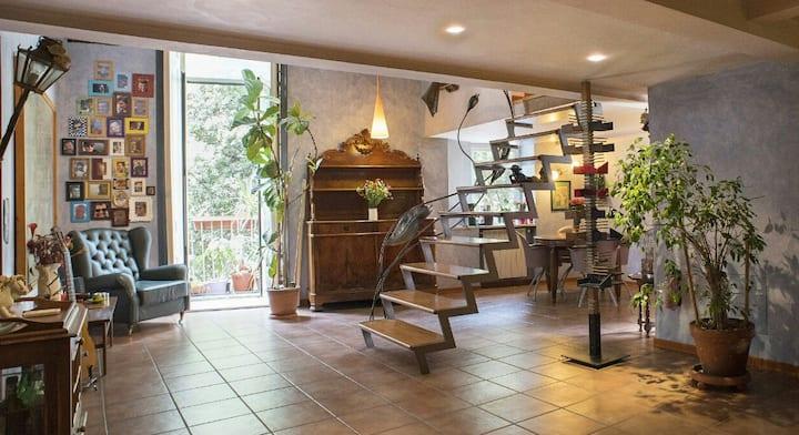 loft nel centro storico - a casa di Regina