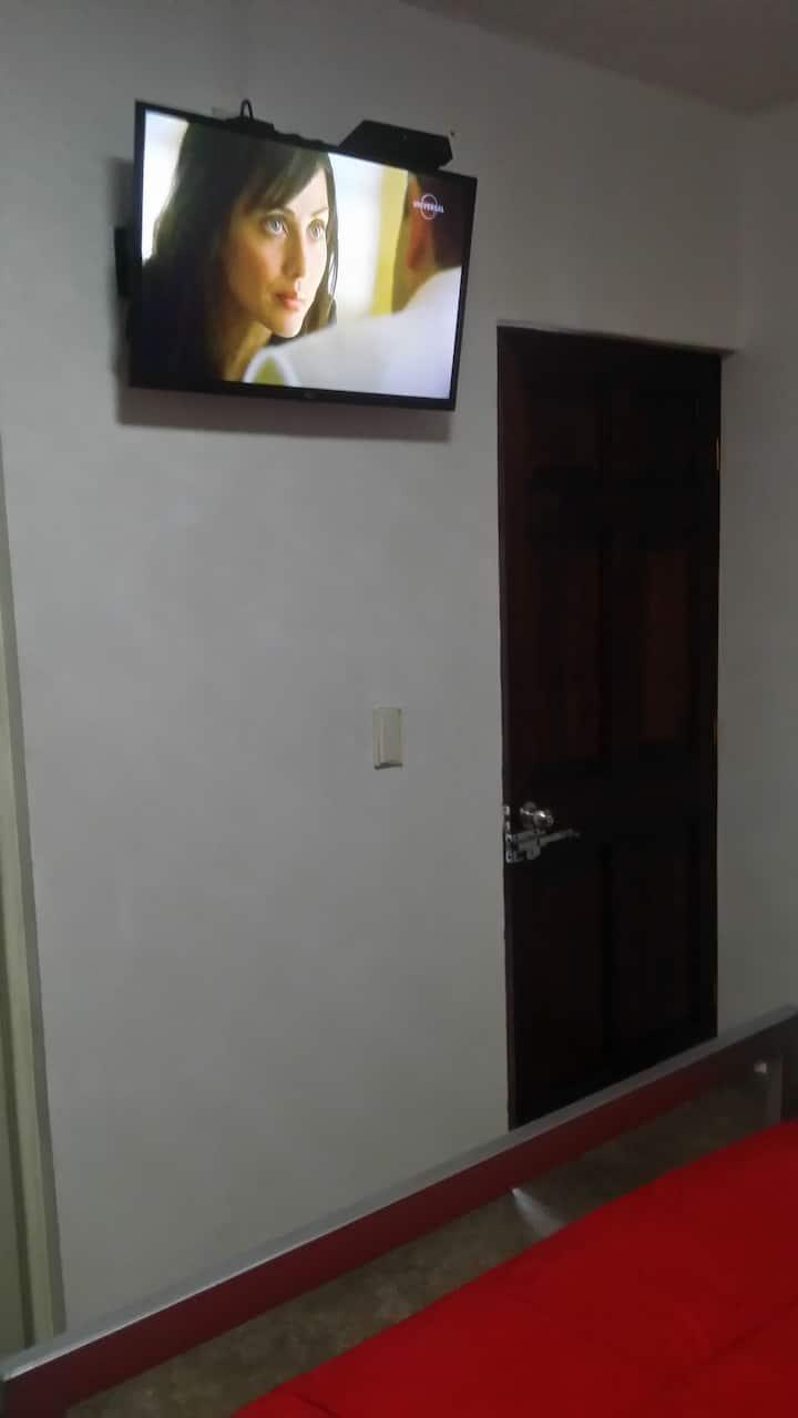 Miniloft cerca Centro Medico Roma Sur