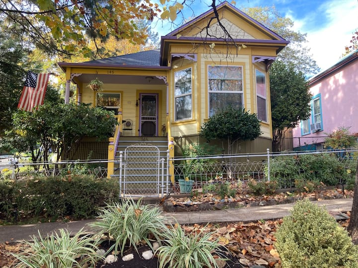 Updated Victorian in Historic Colfax