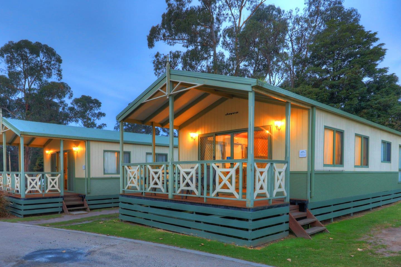 Twofold Bay Villa Exterior