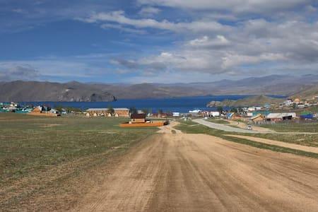 Озеро Байкал!