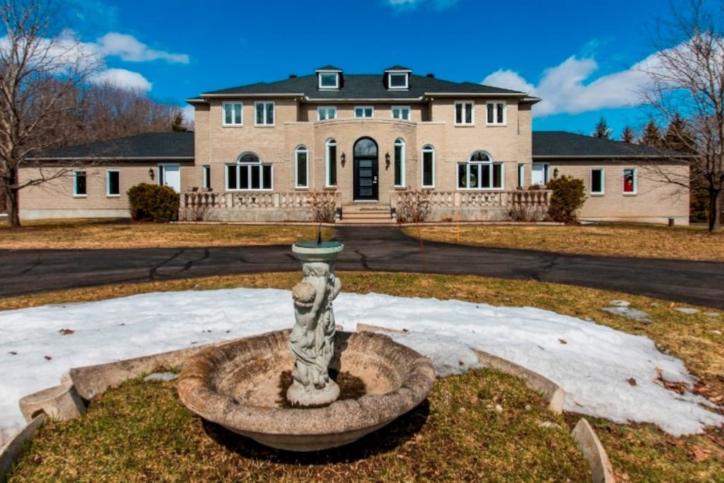 One of a kind Ottawa Executive Mansion