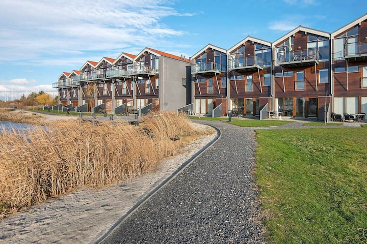 Luxurious Apartment in Syddanmark with Roofed Terrace