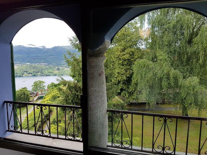 """Appartamento Lago d'Orta Le Vignole """"Pipo"""""""