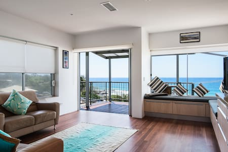 amazing views,close to shops/dining, or just relax - Coolum Beach - Appartement