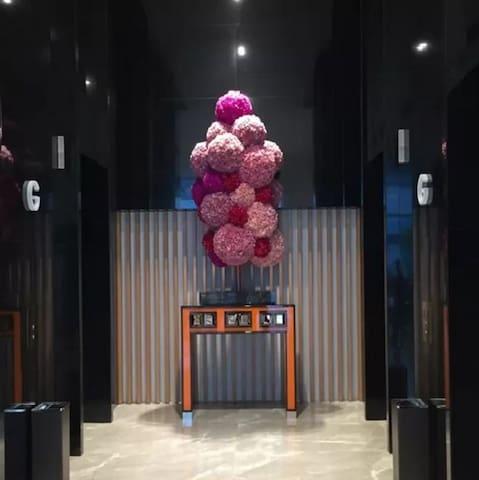 Grand lift area