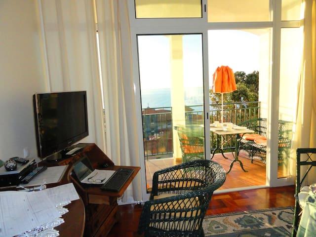 Wohnung mit Balkon & Meerblick 47m² - Santa Cruz - Appartement