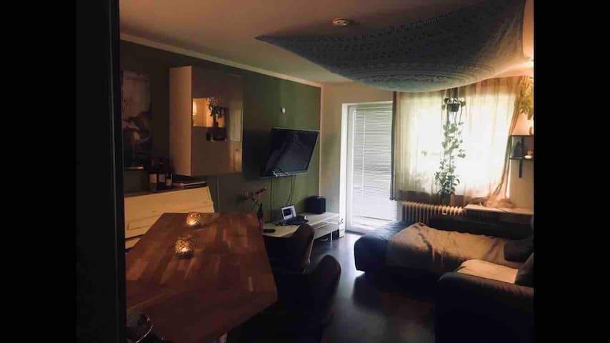 Super schöne Wohnung mit kompletter Ausstattung!