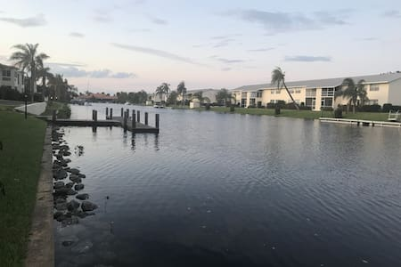 Waterfront Condo Vero Beach