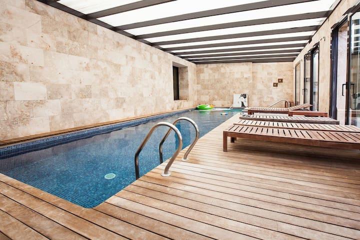 Olivar del Desierto - Tabernas - Prázdninový dům