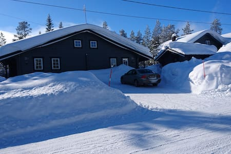 Lovely mountain cabin in Sälen!