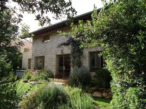 Increíble casa en Galilea