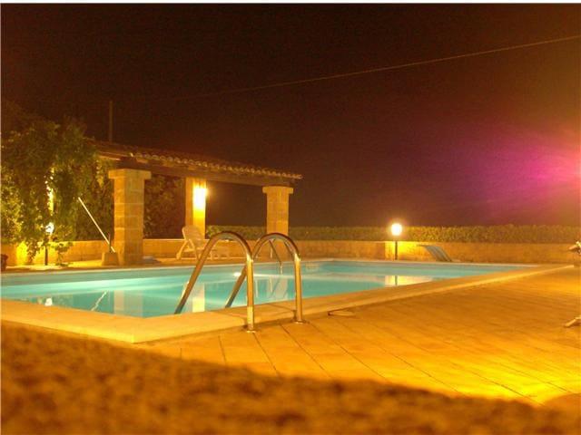 Rustico in baglio 800' con piscina - Castelvetrano - Casa