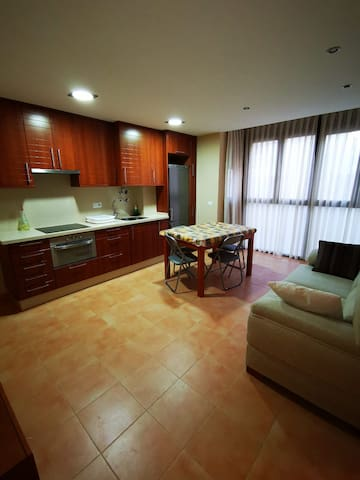 Cozy Apartment close to the beach in beatiful area