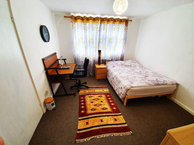 Sunny and Spacious Ro0m near Centre & UniverSity
