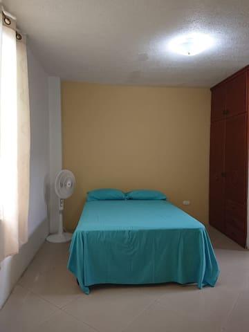 Suite Principal (área 1)