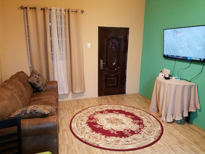 Beautiful spacious private room in this Vila.