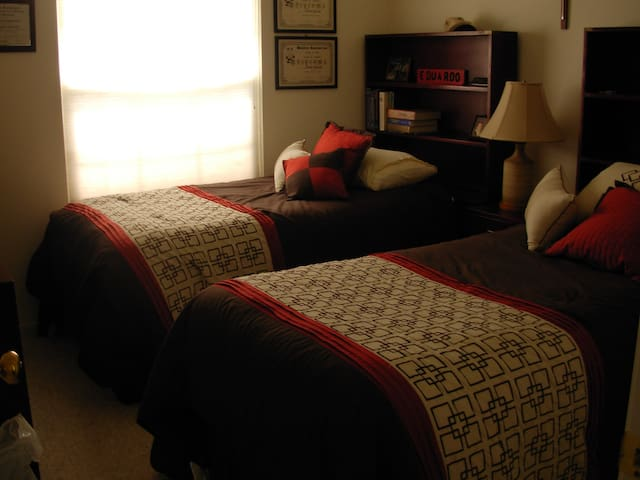Lovely Woodlands House - Acapulco Room