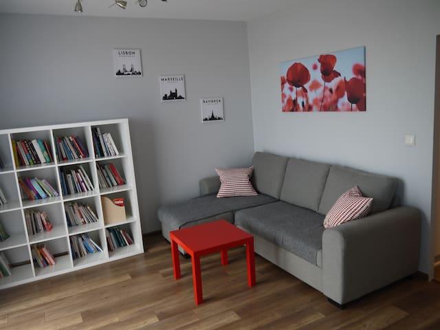 Mieszkanie 49 m2 blisko centrum Katowic