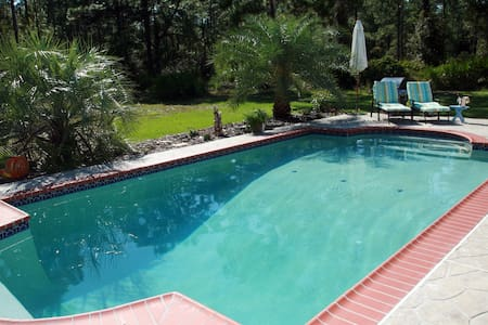 PoolVilla at Florida's Nature Coast - Crystal River