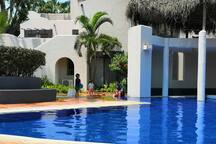 Villa de 2 pisos en el hotel & Spa Cabo Alto